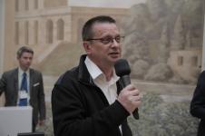 toast wygłasza Piotr Marciszuk (Jury)