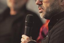 Spotkanie z Piotrem Graczykiem 17 grudnia 2015 (fot. Paweł Czarnecki)