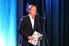 Maciej Sosnowski (finalista) po wysłuchaniu recenzji