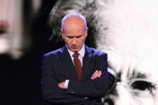 Marcin Poręba jako finalista