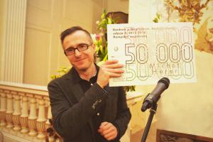 Michał Herer Laureatem IV edycji Konkursu